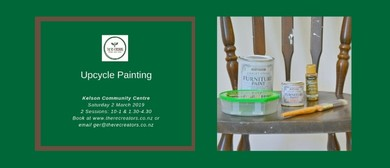 Upcycle Painting Workshop