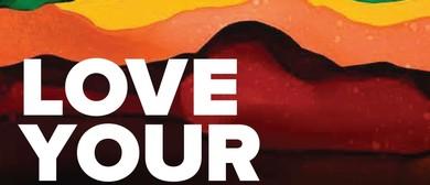 Love Your Maunga