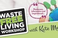 Image for event: Waste Free Living Workshop - With Kate Meads