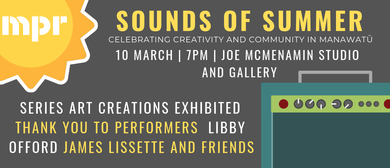 Sounds of Summer 2019: Joe McMenamin Art Gallery and Studio