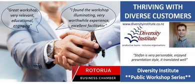Thriving With Diverse Customers - Workshop