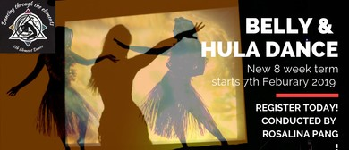 Belly and Hula Dance - Learn from 5th Element Dance