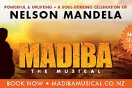 Image for event: Madiba the Musical - a celebration of Nelson Mandela's life
