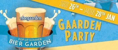Hoegaarden Garden Party
