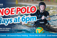 Image for event: Canoe Polo