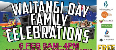 Waitangi Day Family Celebrations