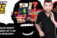 Image for event: Doolan Brothers Comedy Quiz