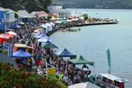 Image for event: Mangonui Waterfront Festival