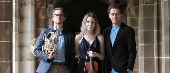 Morton Trio (French horn, violin, piano)
