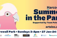 Summer In the Parks with Sonic Delusion & Robin Wells
