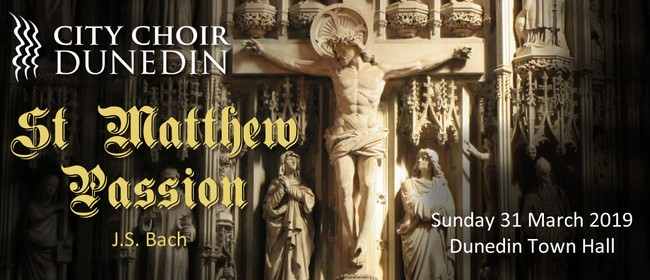 St Matthew Passion – An Epic Musical Creation