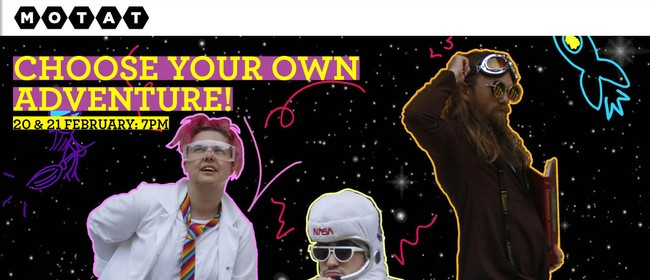Auckland Fringe Festival: Choose Your Own Adventure