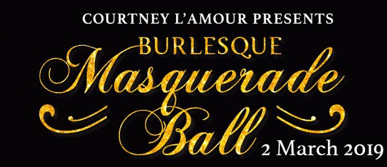 The Burlesque Masquerade Ball - 10 Year Anniversary