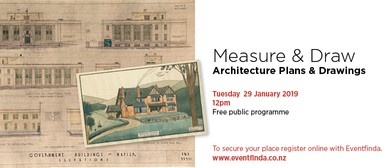 Measure & Draw: Architecture Plans & Drawings
