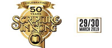 Scripture in Song <em>50</em>th Celebration