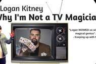 Image for event: Logan Kitney - Why I'm Not a TV Magician