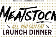 Image for event: Morepork & Meatstock All You Can Eat Launch Dinner