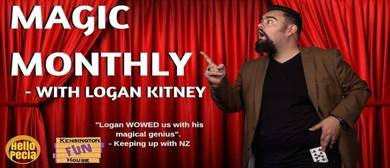 Magic Monthly with Logan Kitney