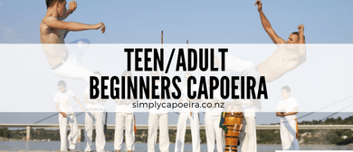 Teenager/Adult Beginner Capoeira Class