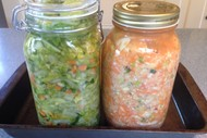 Sauerkraut and Kimchi: The Basics of Fabulous Fermenting