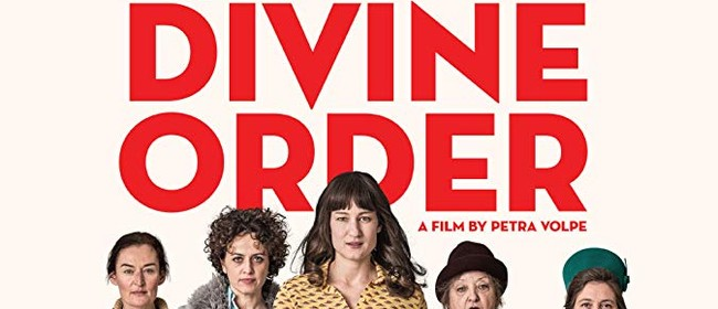 Sunset Cinema - The Divine Order (Die Goettliche Ordnung)