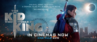 The Kid Who Would Be King Movie
