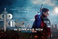 Image for event: The Kid Who Would Be King Movie