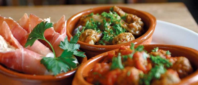 More Tastes of The Med Cooking