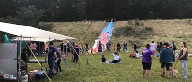 Scouts Mudslide 2019