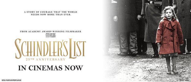Schindlers List 2020.Schindler S List 25th Anniversary Movie Auckland Eventfinda