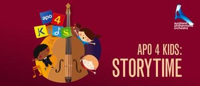 APO 4 Kids: Storytime