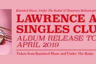 Image for event: Lawrence Arabia's Singles Club Album Release Tour