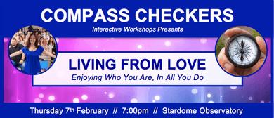 Compass Checkers - Personal Development Workshop