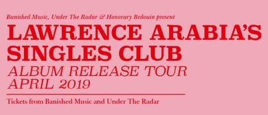 Lawrence Arabia's Singles Club Album Tour
