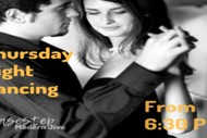 Image for event: Basestep Beginners, Intermediate and Social Dance