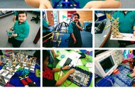 Image for event: Young Engineers Workshop - After-School Program Ages 5-10