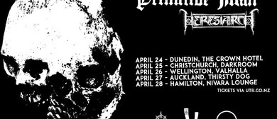 Primitive Man (USA) and Heresiarch