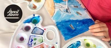 Art Classes for Children & Teenagers - Term 1
