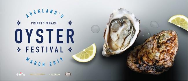 Princes Wharf Oyster Festival