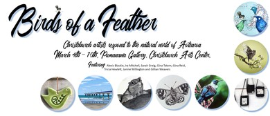 Birds of A Feather - Art Exhibiton