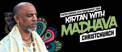 Kirtan with Madhava