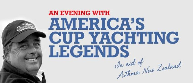 An Evening With America's Cup Yachting Legends