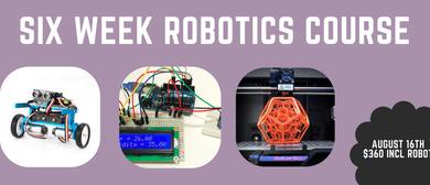 Six Week Robotics Course