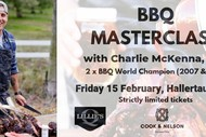 Image for event: The Art of The BBQ