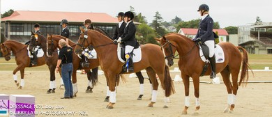 Bates NZ Dressage Nationals