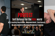 Image for event: Protect Self Defence: Public Classes
