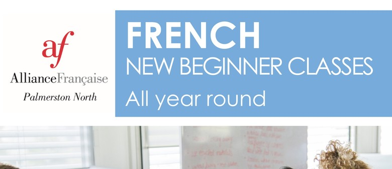 Adults French New Beginners class