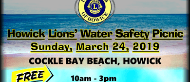 Water Safety Picnic