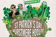 Image for event: St Patricks Day Hooley Street Party