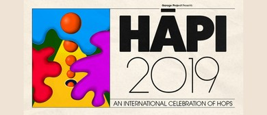 Hāpi 2019 Beer Festival & Symposium